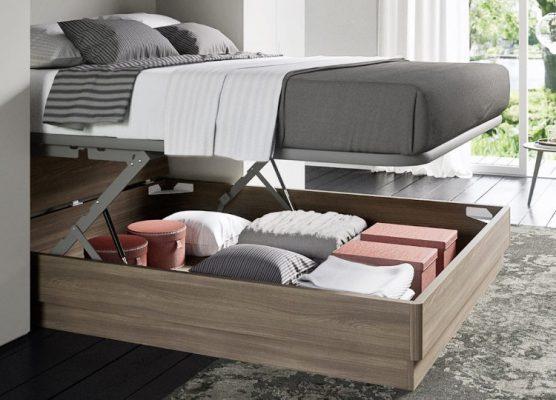 Storage Bed bagus sumber Go Modern